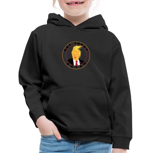 Not Today Satan Trump - Kids' Premium Hoodie