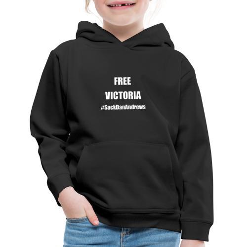Free Victoria - Kids' Premium Hoodie