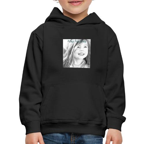 Pray For Gray Collection - Kids' Premium Hoodie