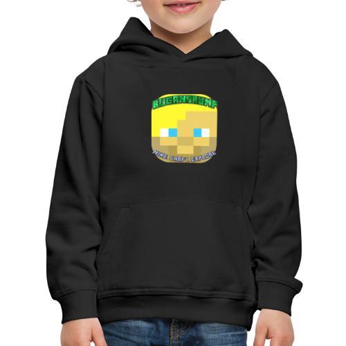 Bogan Face - Kids' Premium Hoodie