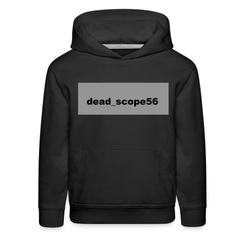 dead_scope56 - Kids' Premium Hoodie