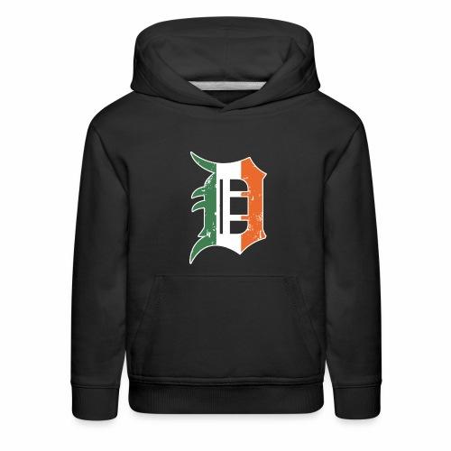 IRISH D - Kids' Premium Hoodie