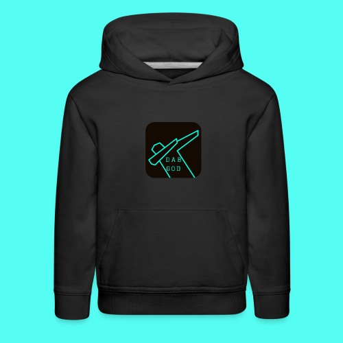 Dab God - the original - Kids' Premium Hoodie