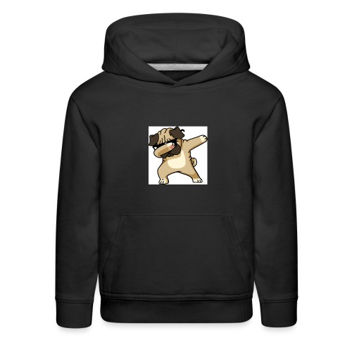 DAB Dog - Kids' Premium Hoodie