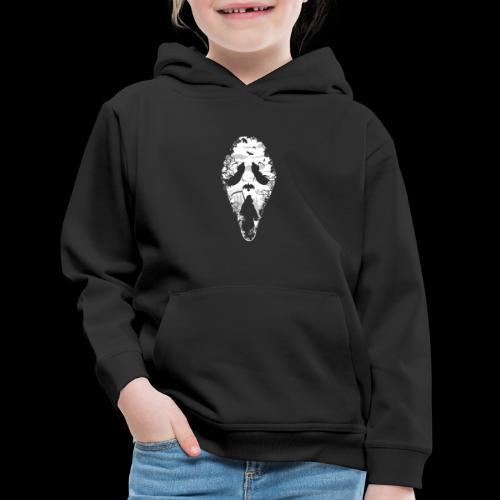 Reaper Screams | Scary Halloween - Kids' Premium Hoodie