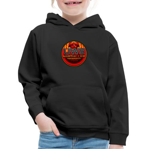 UWS MARTIAL LAW - OFFICIAL TRIBE GEAR - Kids' Premium Hoodie