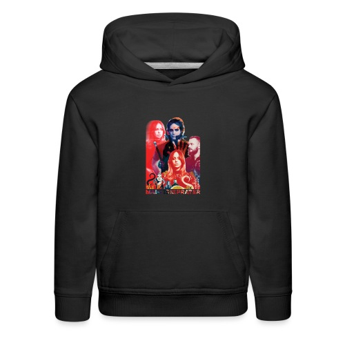 Mantis and the Prayer- Magick Image - Kids' Premium Hoodie