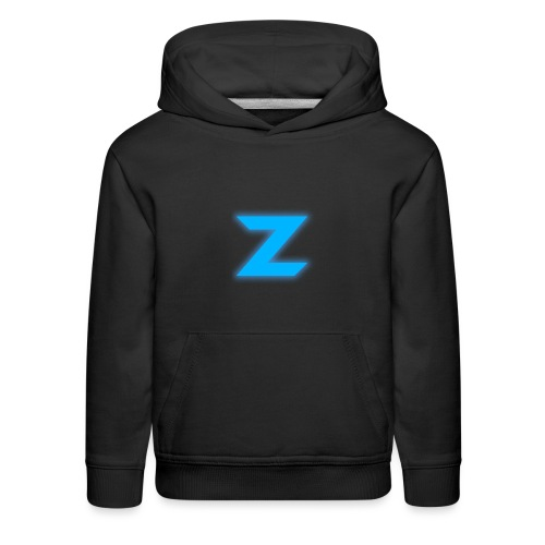 iron man Z - Kids' Premium Hoodie