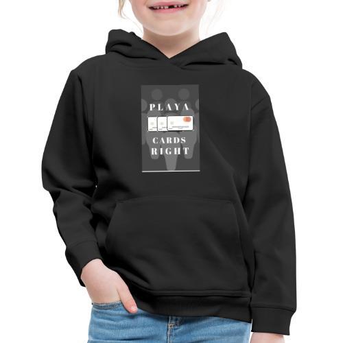 PLAYA CARDS - Kids' Premium Hoodie