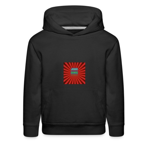 Youtube icon png - Kids' Premium Hoodie