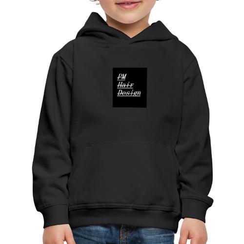 PM Hair Design - Kids' Premium Hoodie
