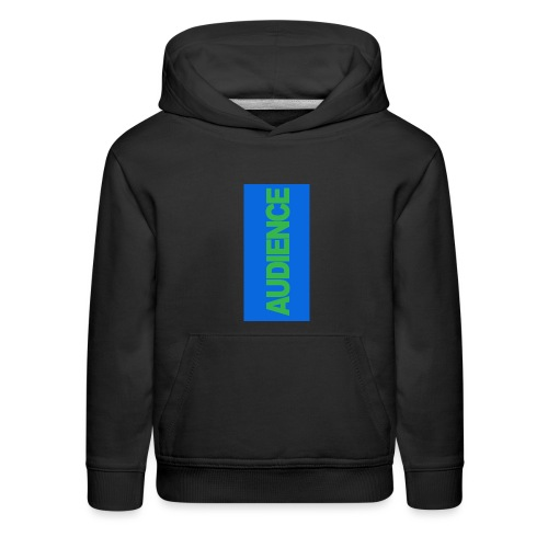 audiencegreen5 - Kids' Premium Hoodie