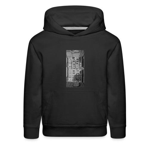 blackiphone5 - Kids' Premium Hoodie