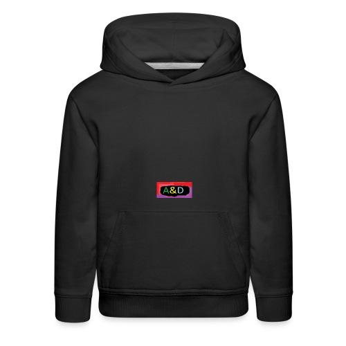 A&D hoodies - Kids' Premium Hoodie