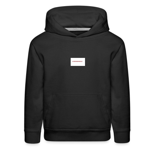 samspresserofficial store - Kids' Premium Hoodie