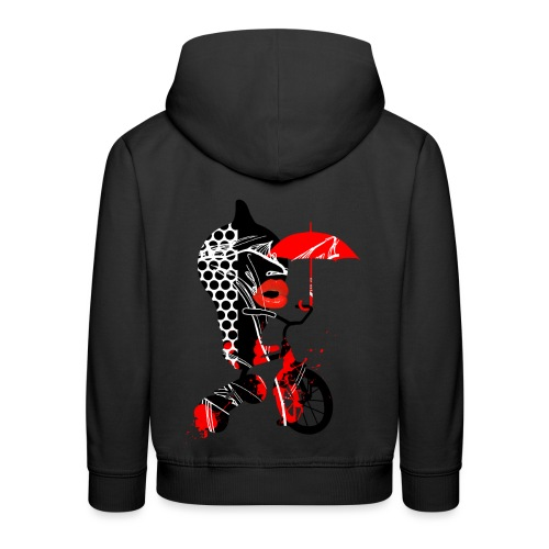 RELEASE YOUR INNER CHILD (II) - Kids' Premium Hoodie