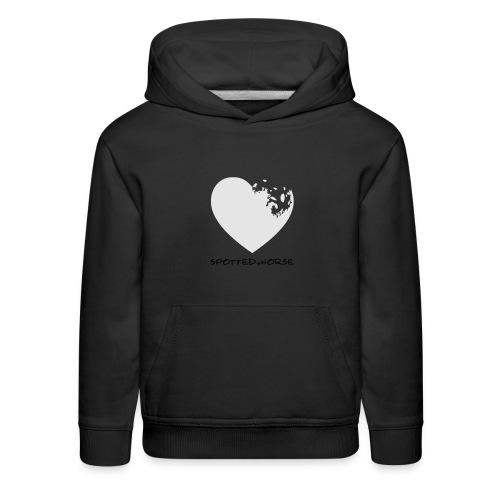 Appaloosa Heart - Kids' Premium Hoodie