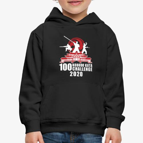 2020 100 Kobudo Kata Official - Kids' Premium Hoodie