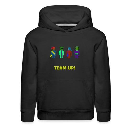 Spaceteam Team Up! - Kids' Premium Hoodie