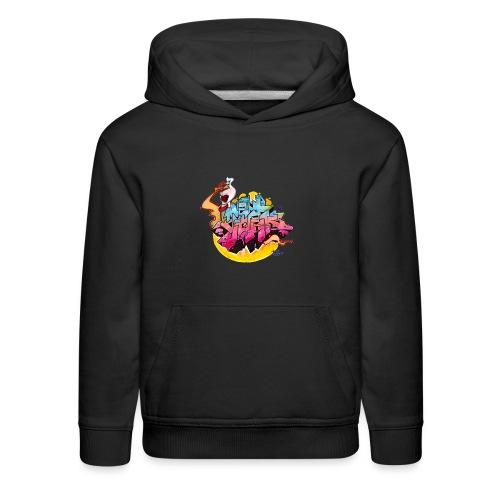 Hideout - NYG Design 2 - Kids' Premium Hoodie