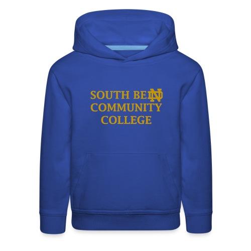 Notre Dame Community College - Kids' Premium Hoodie