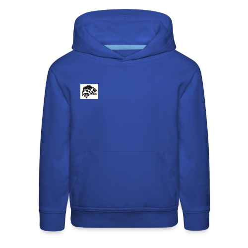 Cole Thompson Outdoors Logo - Kids' Premium Hoodie