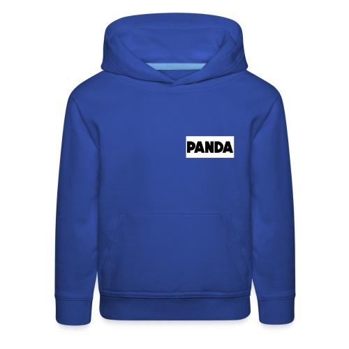 PandaSavageBro - Kids' Premium Hoodie
