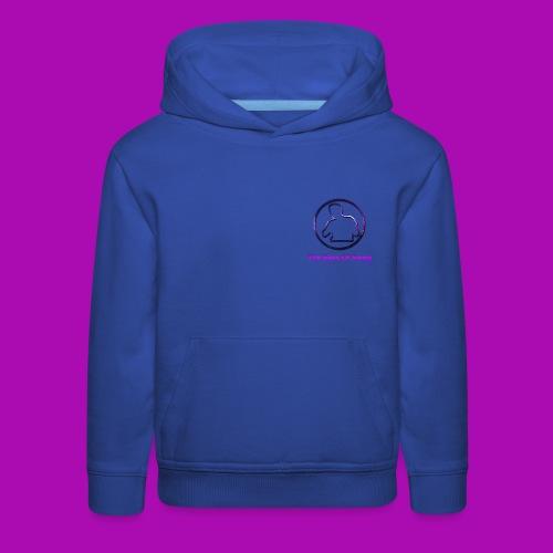 Galaxy Logo - Kids' Premium Hoodie