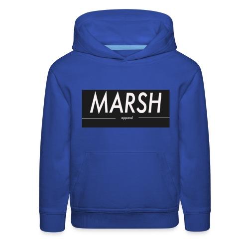 marsh apparel - Kids' Premium Hoodie