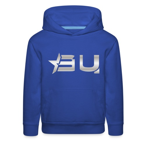 BU GEAR FOR THOSE WHO DARE - Kids' Premium Hoodie