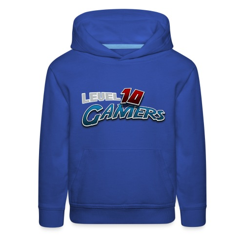 Level10Gamers Logo - Kids' Premium Hoodie