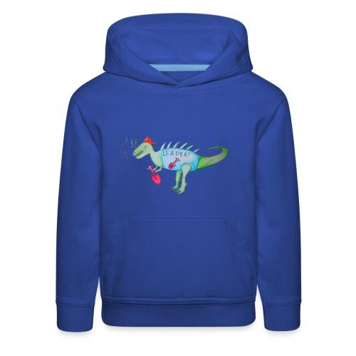 dinosaur - Kids' Premium Hoodie