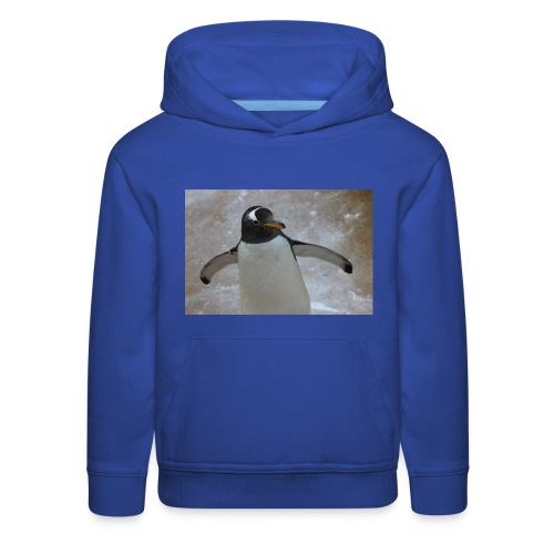 painguin - Kids' Premium Hoodie