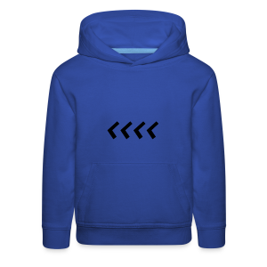 Marzee Logo - Kids' Premium Hoodie