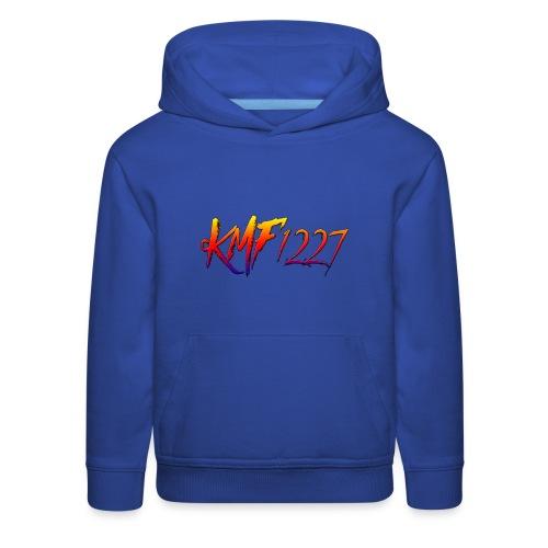 KMF 1227 MERCH!! - Kids' Premium Hoodie