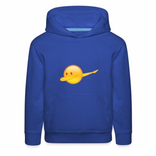 Avi The Sav logo - Kids' Premium Hoodie