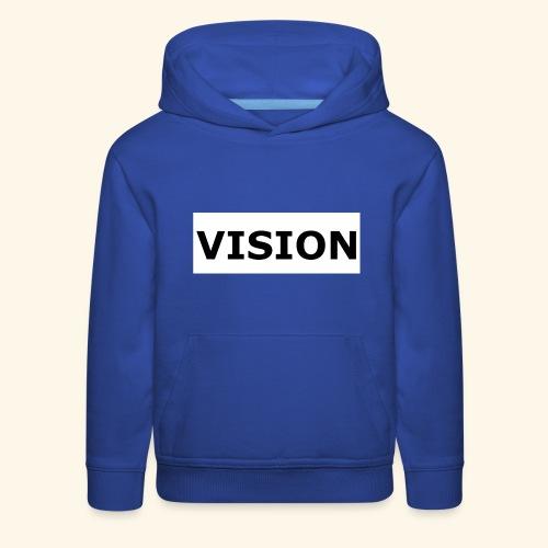 VISION - Kids' Premium Hoodie