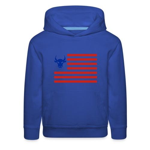 PivotBoss Flag - Kids' Premium Hoodie