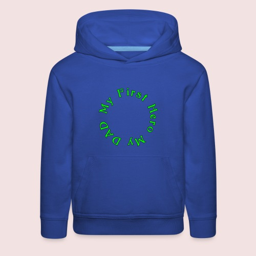 HAPPY FATHER'S DAY - Kids' Premium Hoodie