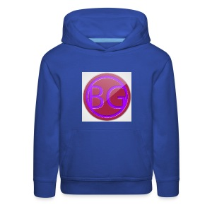 Brother Gaming 2016 logo apparel - Kids' Premium Hoodie