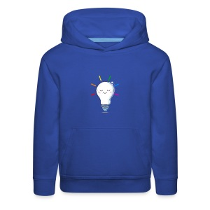 Lighten Up - Kids' Premium Hoodie