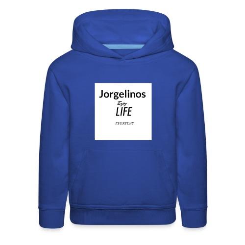 Jorgelinos Life - Kids' Premium Hoodie