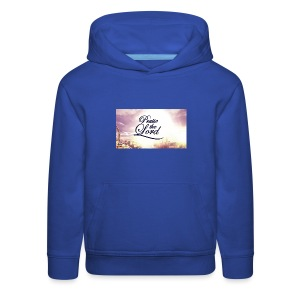 Praise The Lord T-Shirt - Kids' Premium Hoodie
