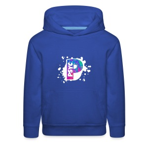 PSYC Channel Art Design - Kids' Premium Hoodie