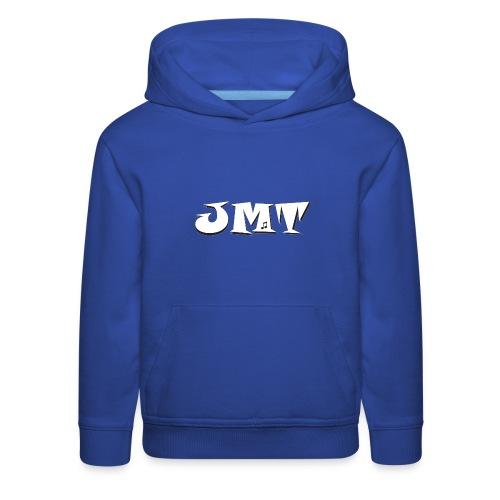 Jewish Music Toronto Logo - Kids' Premium Hoodie
