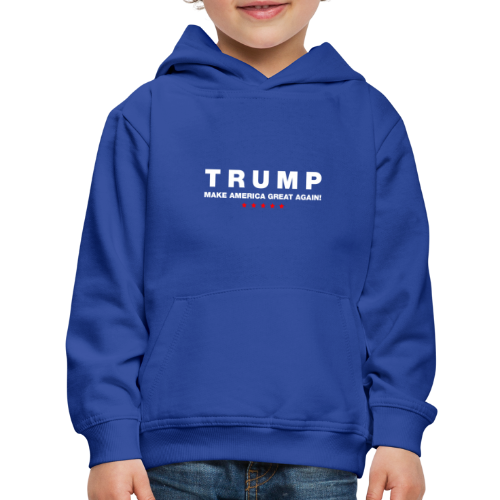 Official Trump 2016 - Kids' Premium Hoodie