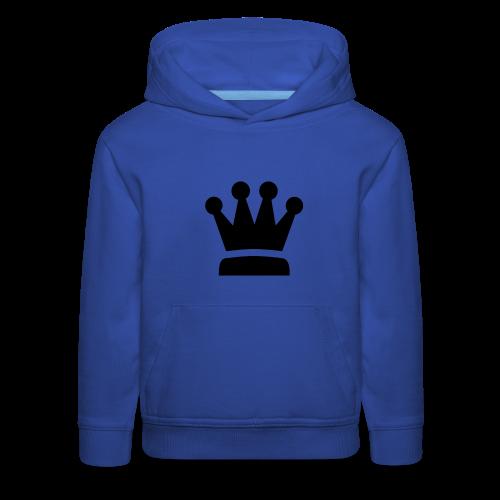 4 Star Crown - Kids' Premium Hoodie