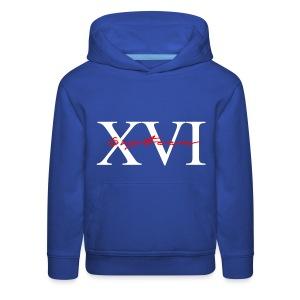 XVI 16 Candles Collection - Kids' Premium Hoodie