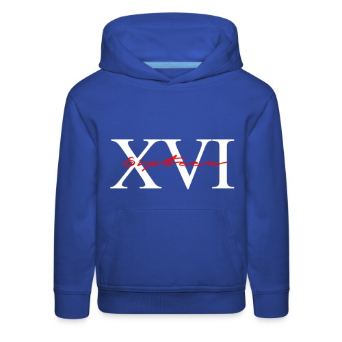 XVI 16 Candles Collection - Kids' Premium Hoodie