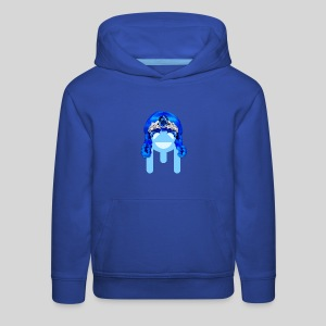 ALIENS WITH WIGS - #TeamMu - Kids' Premium Hoodie